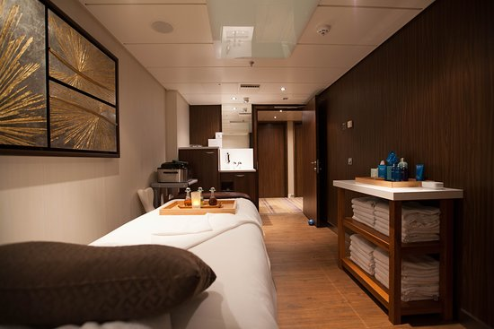 Regular Massage Room on Norwegian Getaway