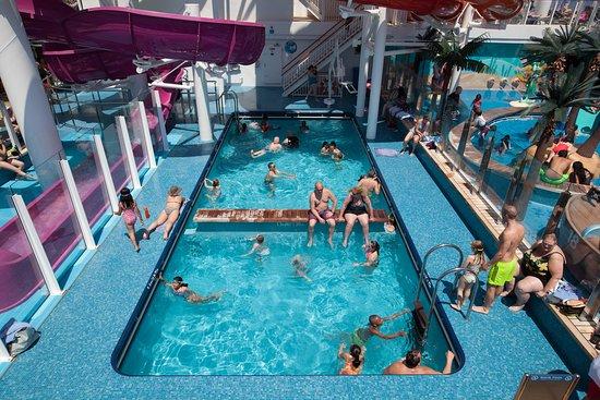 The Pool on Norwegian Getaway