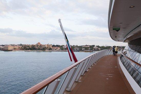 The Waterfront on Norwegian Getaway