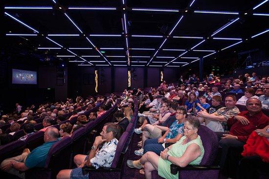 Getaway Theater on Norwegian Getaway