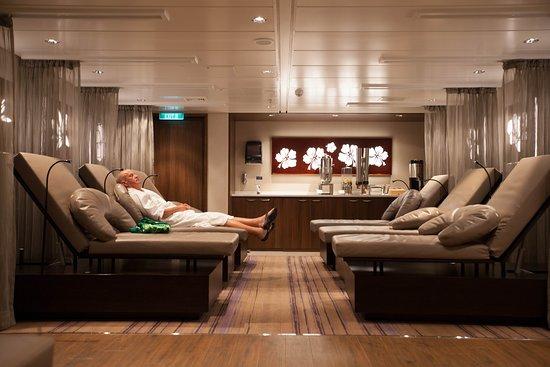 Relaxation Room on Norwegian Getaway