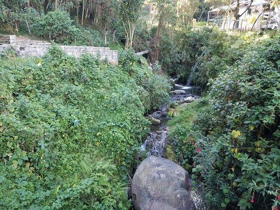 Quebrada San Francisco o Vicachá