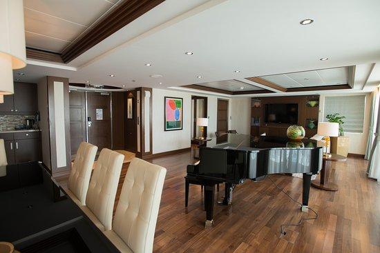 The Penthouse Suite on Celebrity Eclipse