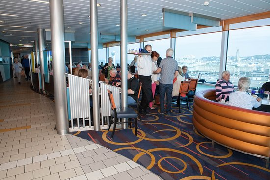 Oceanview Cafe on Celebrity Eclipse