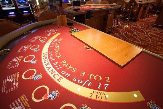 Casino on Celebrity Eclipse