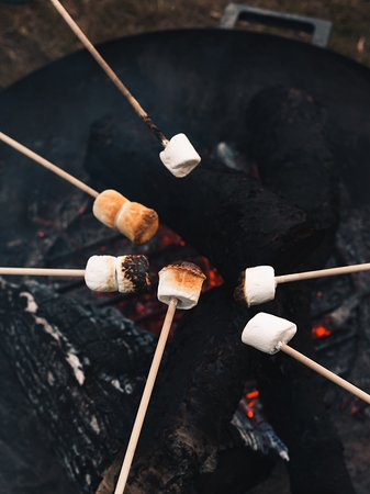 Ocean Gate Resort: smores