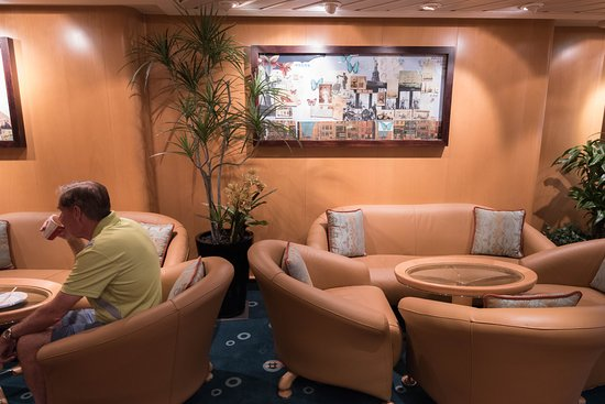 Concierge Club on Freedom of the Seas