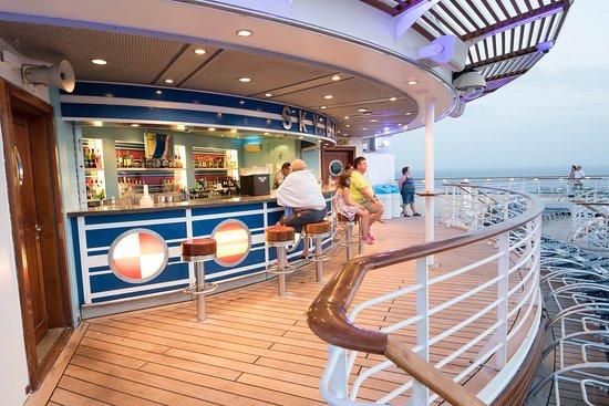 Freedom of the Seas: Sky Bar on Freedom of the Seas
