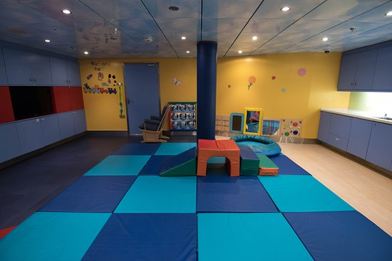 Royal Babies and Tots Nursery on Freedom of the Seas