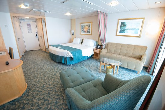 The Junior Suite on Freedom of the Seas