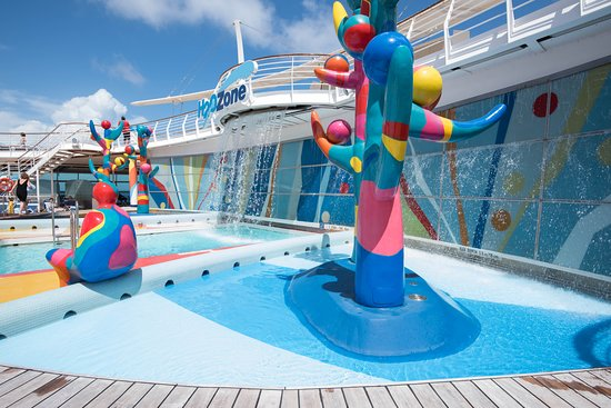 The H2O Zone on Freedom of the Seas