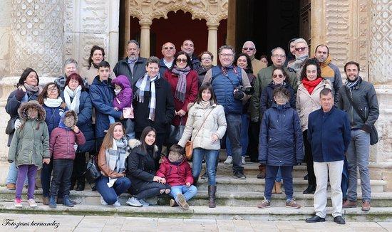 Palacio del Infantado: Visita Guiada por Guadalajara con grupos de familias