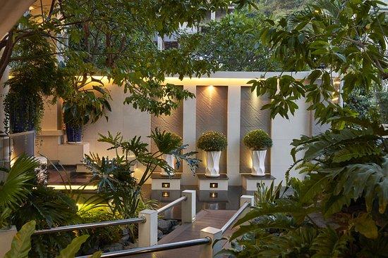 The Wind Boutique Resort : Garden