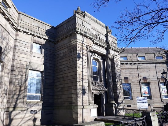 Barrow-in-Furness Library