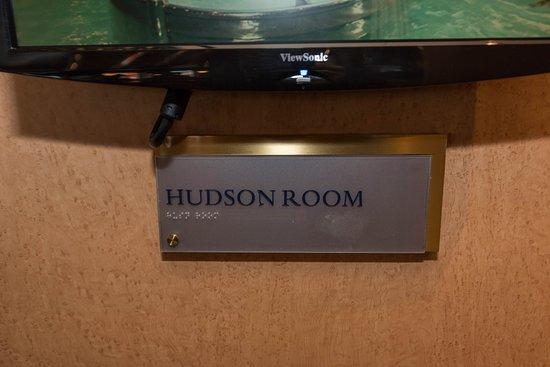 Hudson Room on Noordam