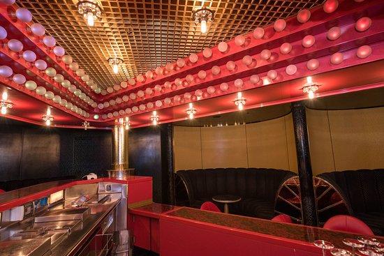 Northern Lights Nightclub on Noordam