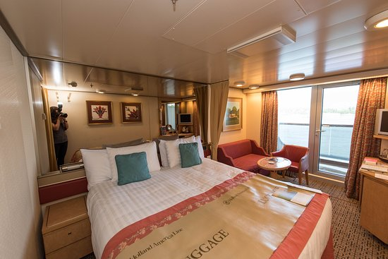 The Outside Cabin on Noordam