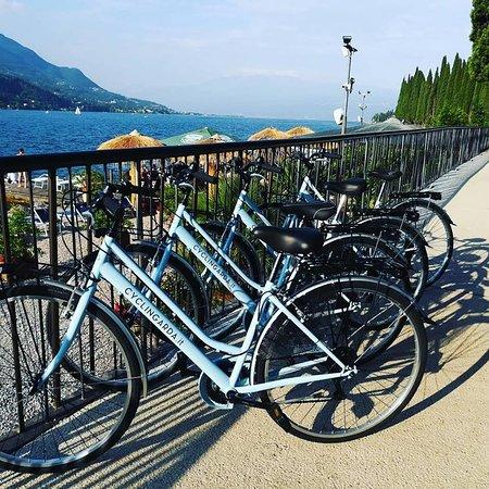City bike Cyclingarda a noleggio e in vendita