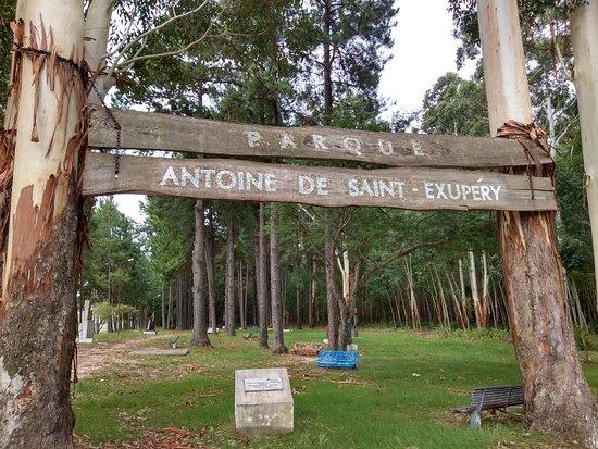 Parque Antoine de Saint - Exupery
