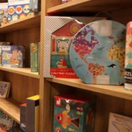 Books & Beans: Παιδικά Παιχνίδια