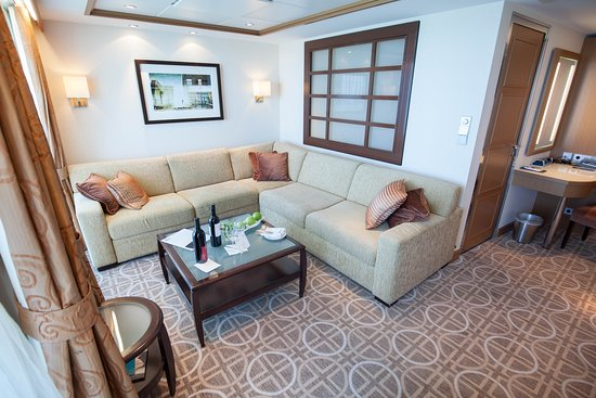 The Celebrity Suite on Celebrity Reflection
