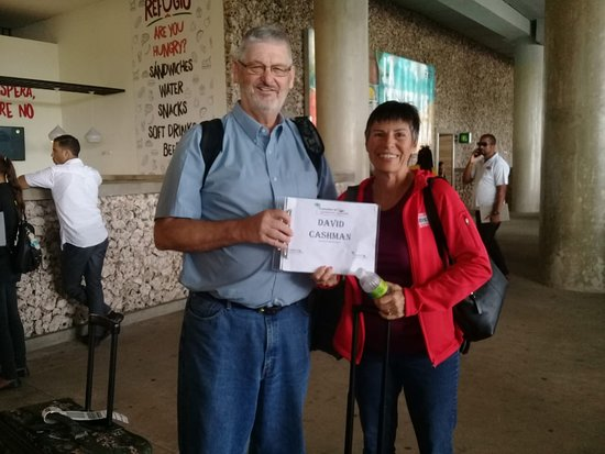 Welcome to Punta Cana International Airport