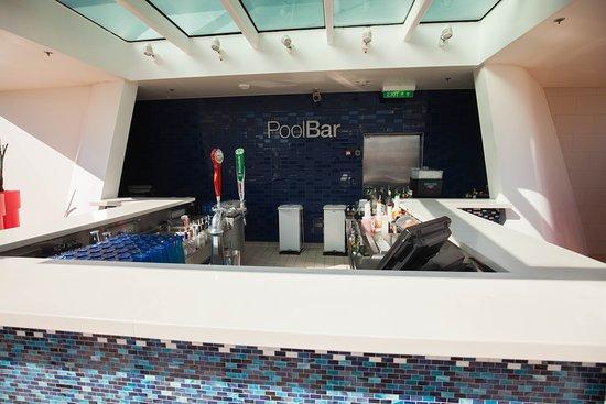 Celebrity Reflection: Pool Bar on Celebrity Reflection