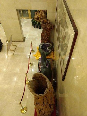 Lobby from 2nd floor balcony
