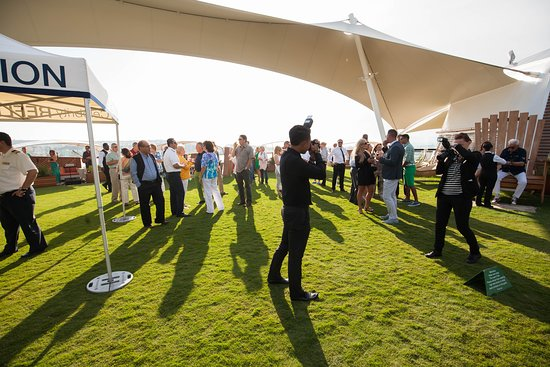 The Lawn Club on Celebrity Reflection
