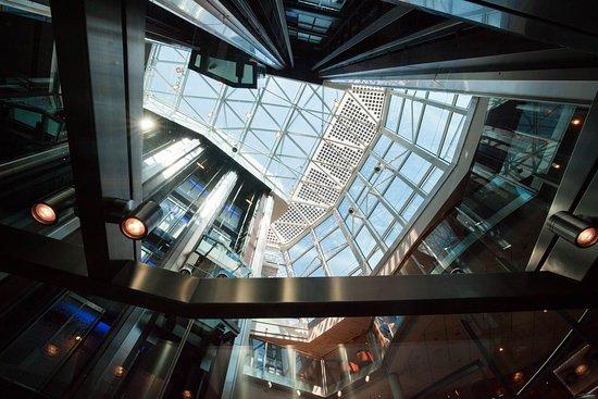 Celebrity Reflection: Grand Foyer on Celebrity Reflection