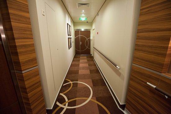 Hallways on Celebrity Reflection