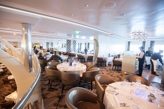 Opus Dining Room on Celebrity Reflection
