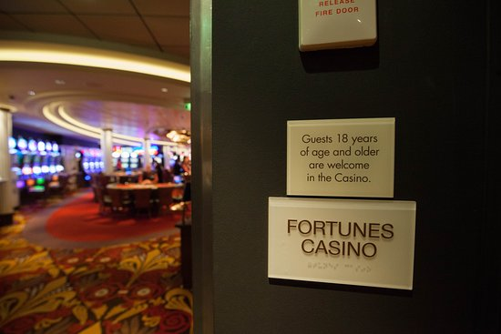 Fortunes Casino on Celebrity Reflection