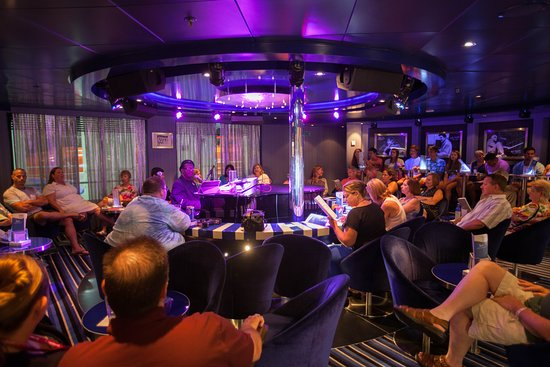 Piano Bar 88 on Carnival Sunshine