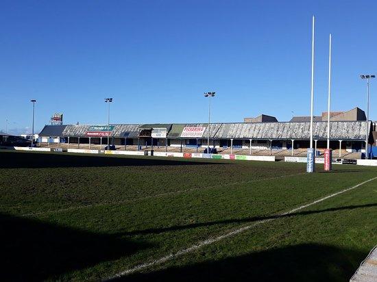 Furness Building Society Stadium