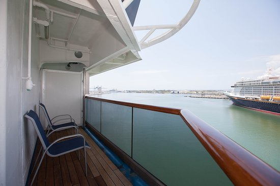 The Premium Vista Balcony Cabin on Carnival Sunshine