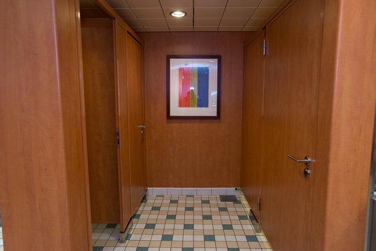 Public Restroom on Celebrity Summit