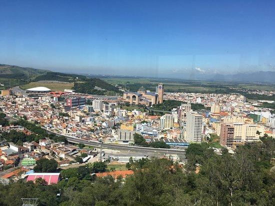 Morro & Torre do Mirante - Santuario Nacional de Aparecida