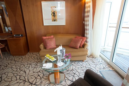 The Sky Suite on Celebrity Summit