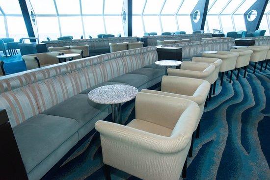 Revelations Lounge on Celebrity Summit