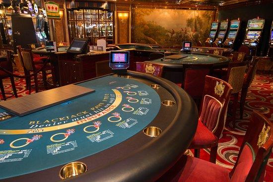 Fortunes Casino on Celebrity Summit
