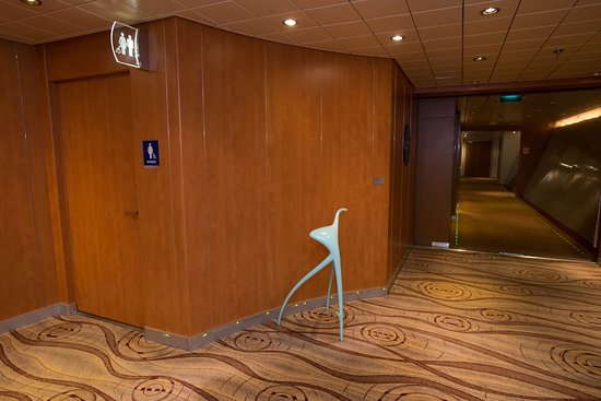 Conference Center on Celebrity Summit