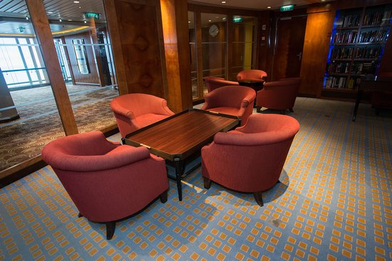 Library on Celebrity Summit