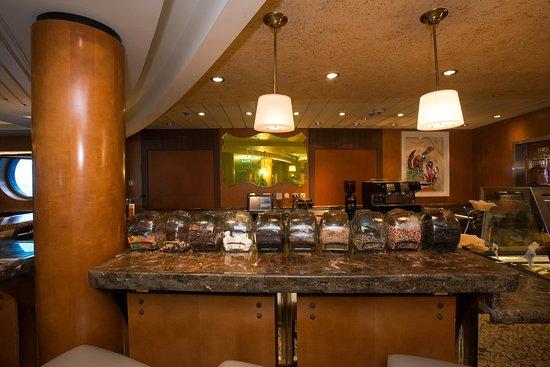 Cafe al Bacio & Gelateria on Celebrity Summit