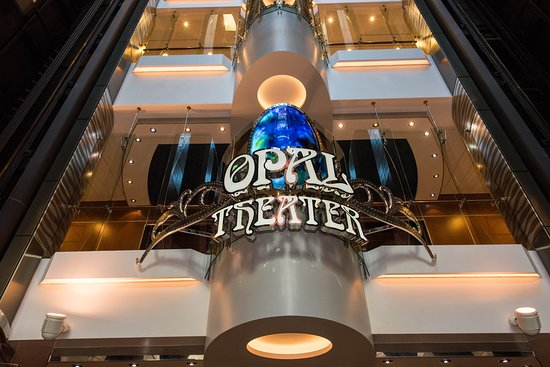 Opal Theater on Oasis of the Seas