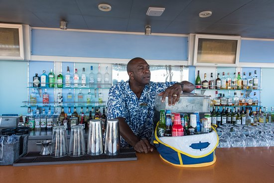 Wipeout Bar on Oasis of the Seas