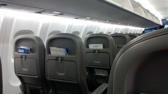 Azul : ATR que faz os trajetos em aeroportos menores