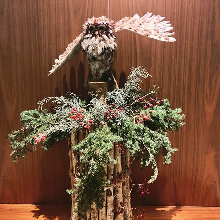 Owl Decorations for the Holidays