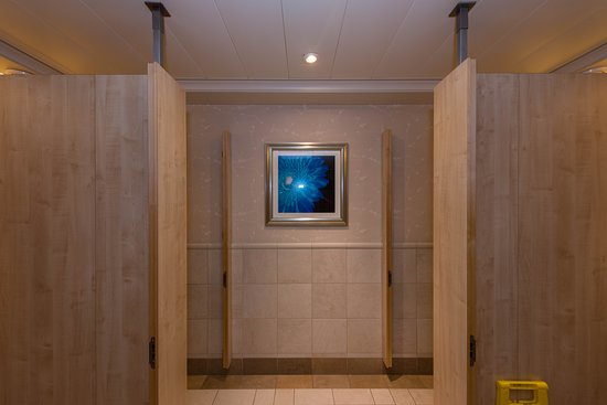 Bathrooms on Oasis of the Seas