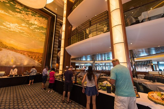 American Icon Grill on Oasis of the Seas